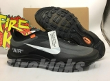 2020.3 (New factory)OFF-WHITE  x Authentic Nike Air Max 97 OG Men Shoes-JB740(2)