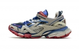 2020.8 Authentic Belishijia 4.0 Track 2 Sneaker Beige Blue Men And Women Shoes -LY (50)