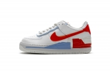 2020.08 Nike Super Max Perfect Air Force 1 Team Orange Women Shoes (98%Authentic)-LY (87)