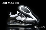 2020.08 Nike Air Max 720 AAA Men And Women Shoes -BBW (140)
