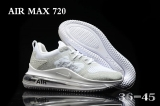 2020.08 Nike Air Max 720 AAA Men And Women Shoes -BBW (143)