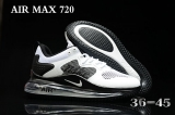 2020.08 Nike Air Max 720 AAA Men And Women Shoes -BBW (141)