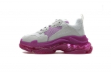 2020.8 Authentic Belishijia Triple S White Pink Men And Women Shoes -LY (119)