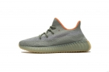 "2020.3 Super Max Perfect Adidas Yeezy Boost 350 V2 ""Desert Sage"" Men And Women ShoesFX9035-LY"