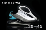 2020.09 Nike Air Max 720 AAA Men And Women Shoes -BBW (166)
