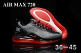 2020.09 Nike Air Max 720 AAA Men And Women Shoes -BBW (162)