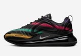2020.09 Nike Air Max 720 AAA Men And Women Shoes -BBW (175)