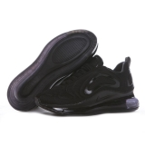 2020.09 Nike Air Max 720 AAA Men And Women Shoes -BBW (180)