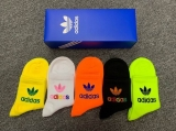 2020.9 (With Box) A Box of Adidas Socks -QQ (17)