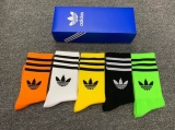 2020.9 (With Box) A Box of Adidas Socks -QQ (19)