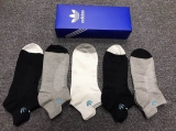 2020.9 (With Box) A Box of Adidas Socks -QQ (20)