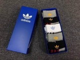 2020.9 (With Box) A Box of Adidas Socks -QQ (24)