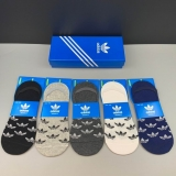 2020.9 (With Box) A Box of Adidas Socks -QQ (31)