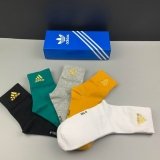 2020.9 (With Box) A Box of Adidas Socks -QQ (38)
