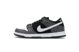 2020.9 Perfect Nike Dunk Low ISO Black White Men Shoes-LY (44)