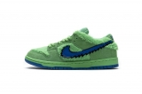 "2020.9 Grateful Dead x Perfect Nike Dunk Low Pro QS"" Green Bear"" Men And Women Shoes-LY (51)"